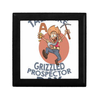 January 24th - Talk Like A Grizzled Prospector Day Gift Box