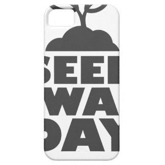 January 28th - Seed Swap Day - Appreciation Day iPhone 5 Case