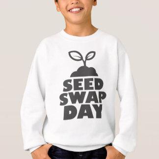 January 28th - Seed Swap Day - Appreciation Day Sweatshirt