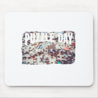 January 29th - Puzzle Day - Appreciation Day Mouse Pad