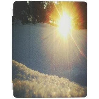 January Sunset iPad Cover
