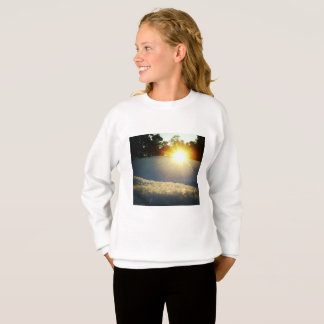 January Sunset Sweatshirt