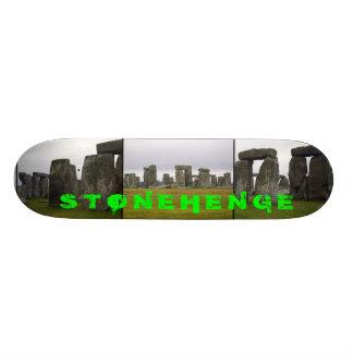 January View Custom Skate Board