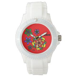 JAPAN2020.type.    YOUGA.001 ART.FLOWER Watch