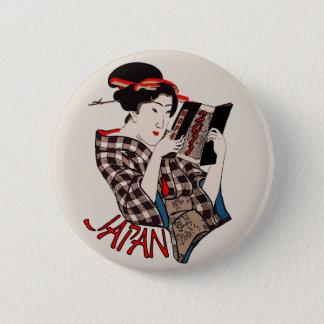 Japan 2011 2 inch round button