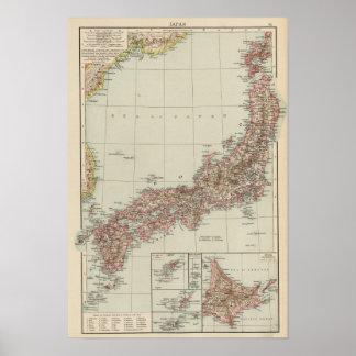 Japan 6 poster