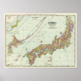 Japan 8 poster