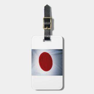 JAPAN BAG TAG