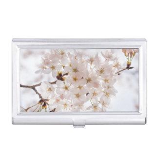 Japan Cherry Blossom Business Card Holder