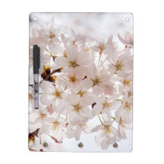 Japan Cherry Blossom Dry-Erase Whiteboard