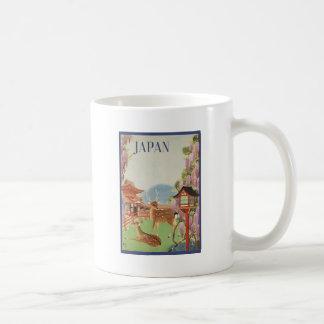 Japan Classic White Coffee Mug