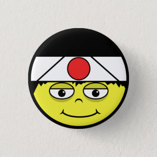Japan Face 1 Inch Round Button