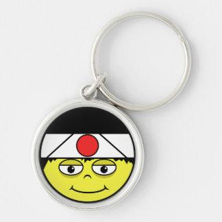 Japan Face Keychain