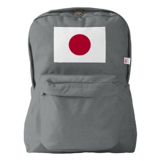 Japan Flag Backpack