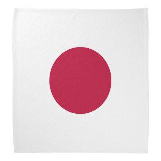 Japan Flag Bandana
