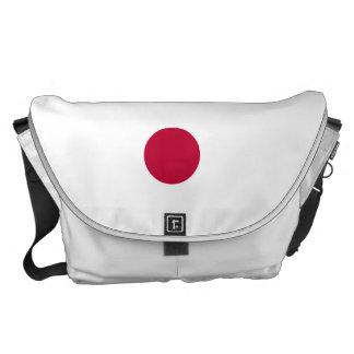 Japan Flag Commuter Bag