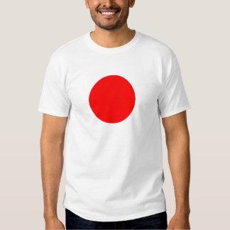 Japan Flag Designs Tshirt