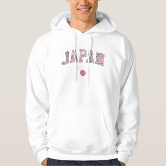 Japan + Flag Hoodie