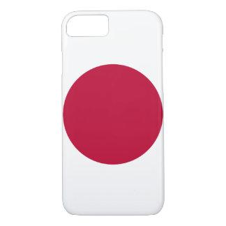 Japan Flag iPhone 8/7 Case