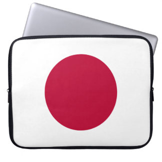 Japan Flag Laptop Sleeve
