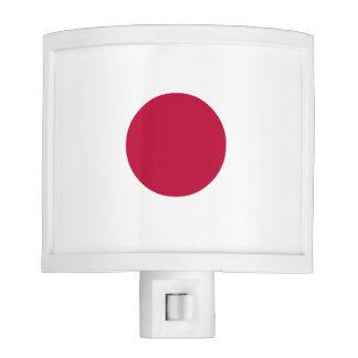 Japan Flag Nite Light