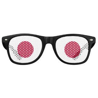Japan Flag Party Shades Sunglasses