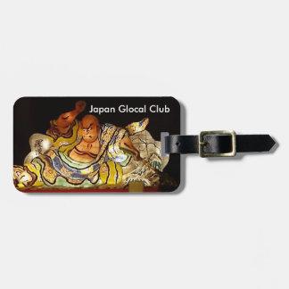 Japan Glocal Club (Aomori NEBUTA) Bag Tag