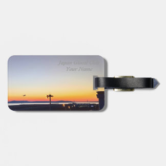 Japan Glocal Club (Night Flight) Luggage Tag