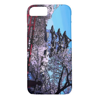 Japan In Bloom iPhone 7, Barely There Case