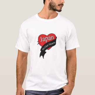 Japan In Our Hearts T-Shirt