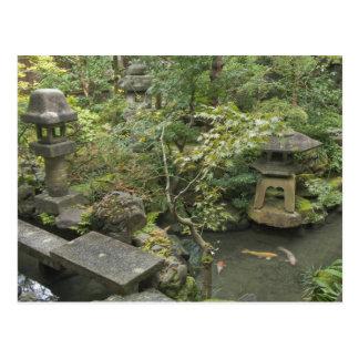 Japan, Ishikawa, Kanazawa, Nomura Samurai House Postcard