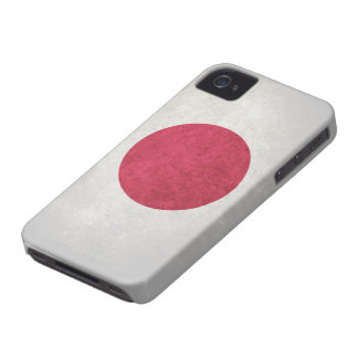 Japan; Japanese Flag iPhone 4 Cover