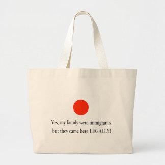 Japan Jumbo Tote Bag