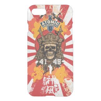 Japan Kamikaze Shogun Transparent iPhone 8/7 Case