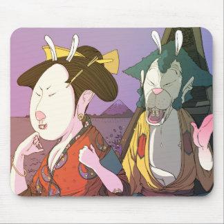 Japan Love 마우스패드