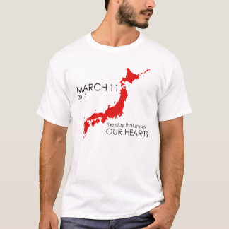 Japan March 11 T-Shirt