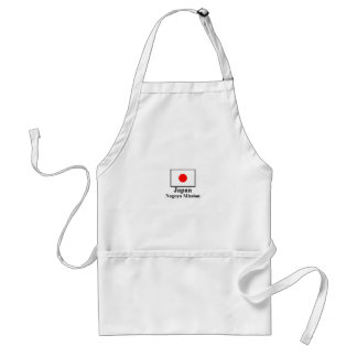 Japan Nagoya Mission Apron