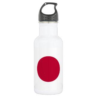 Japan National World Flag 532 Ml Water Bottle