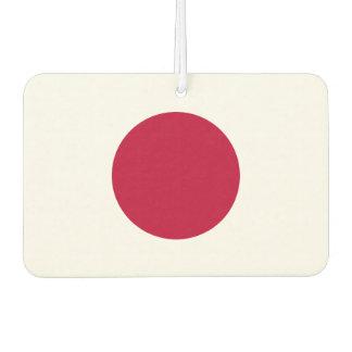 Japan National World Flag Air Freshener