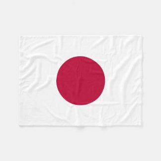 Japan National World Flag Fleece Blanket