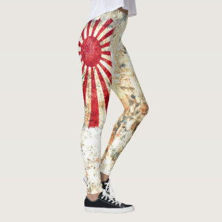 Japan Naval Ensign Leggings