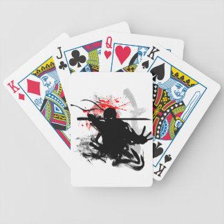 Japan Ninja Poker Deck