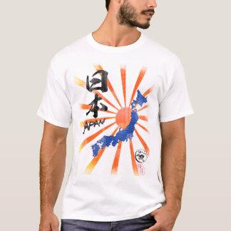 Japan = Nippon Kanji T-Shirt