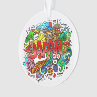 JAPAN Ornament