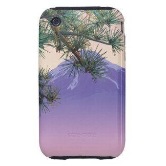 Japan Pine Mountain iPhone 3 Tough Case