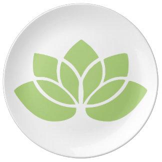 Japan Prefecture Flag. Porcelain Plates