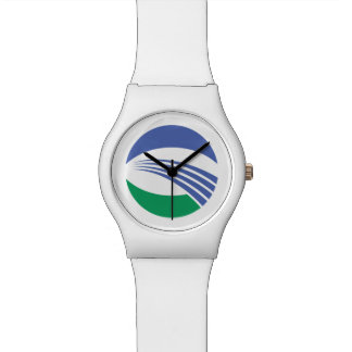 Japan Prefecture Flag. Watches