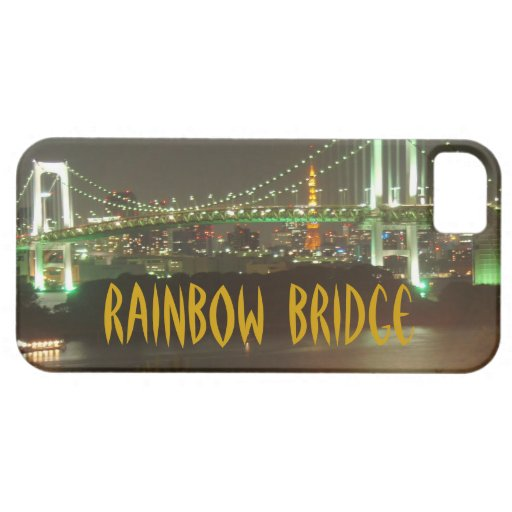 Japan Rainbow Bridge iPhone 5 Covers