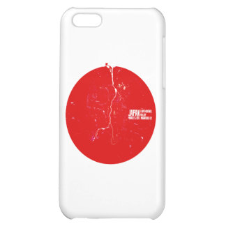 Japan Relief iPhone 5C Covers