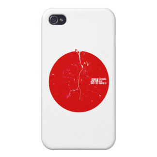 Japan Relief iPhone 4 Cases